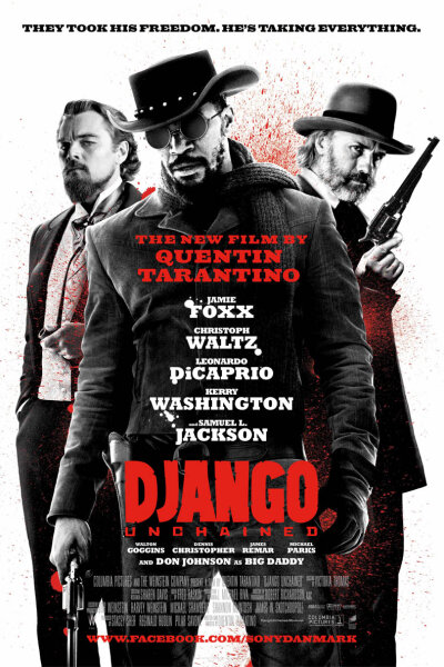 Super Cool Man Shoe Too - Django Unchained