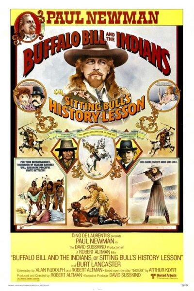 Talent Associates-Norton Simon - Buffalo Bill og indianerne