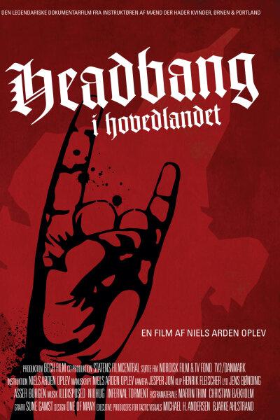 Det Danske Filminstitut - Headbang i Hovedlandet