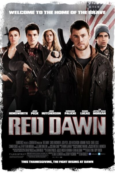 Contrafilm - Red Dawn