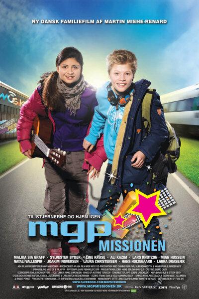 ASA Film Produktion ApS - MGP Missionen