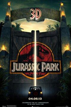 Jurassic Park - 3 D