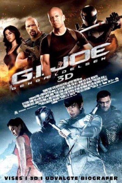 Skydance Productions - G.I. Joe: Gengældelsen - 3 D