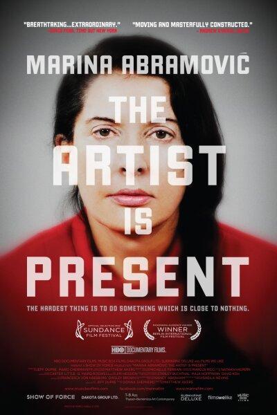 Dakota Group - Marina Abramovic: The Artist Is Present