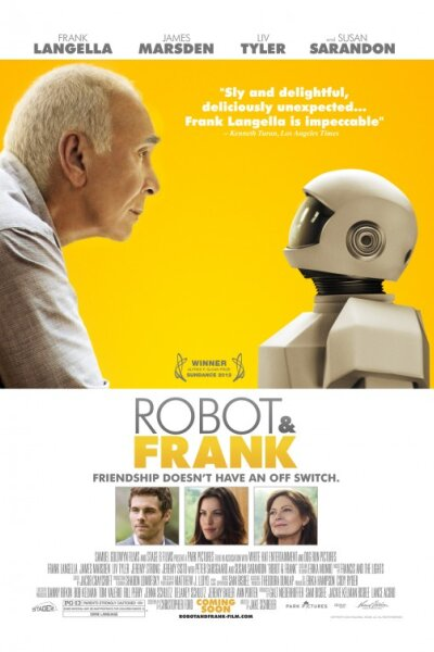 White Hat - Robot & Frank