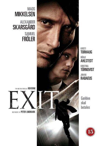 Röde Orm Filmproduktion AB - Exit