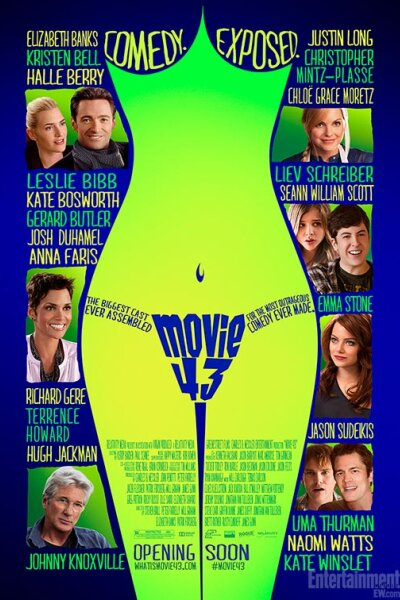 GreeneStreet Films - Movie 43