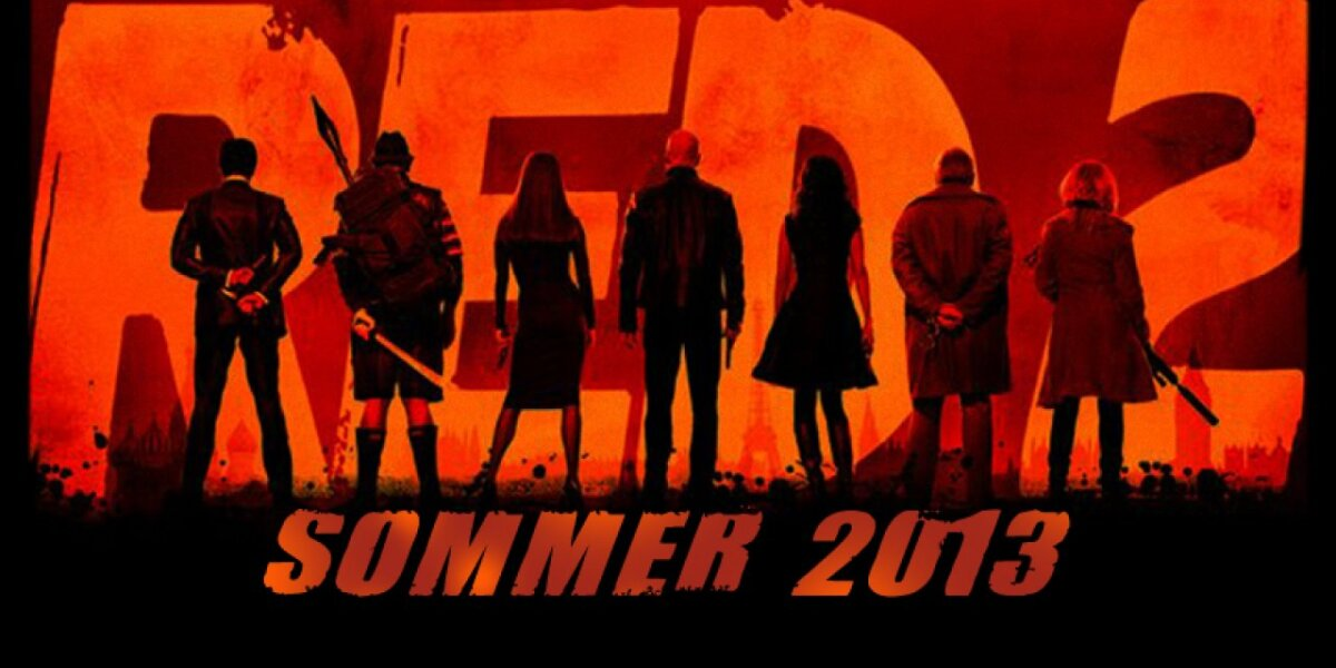 DC Entertainment - Red 2