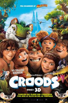 Croods - 3 D