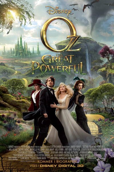 Roth Films - Oz - The Great and Powerful - 3 D