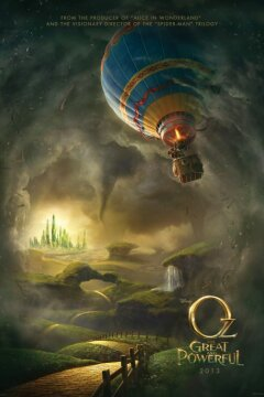 Oz - The Great and Powerful - 2 D