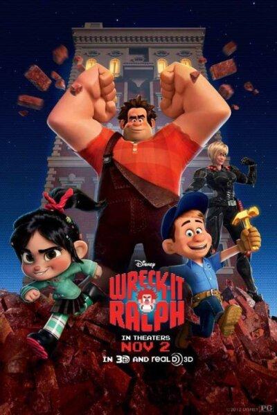 Walt Disney Animation Studios - Vilde Rolf - 2 D
