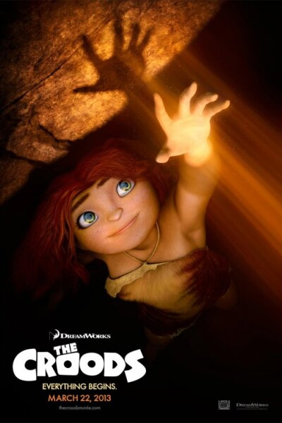 DreamWorks Animation - Croods - 2 D