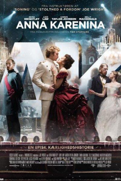 Working Title Films - Anna Karenina