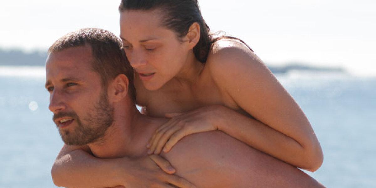 France 2 Cinéma - Smagen af rust og ben