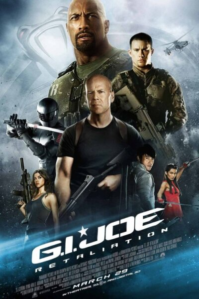 Silver Watch Productions - G.I. Joe: Gengældelsen - 2 D