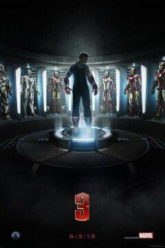 Iron Man 3 - 2 D