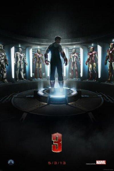 Marvel Studios - Iron Man 3 - 2 D