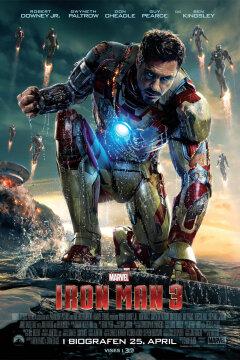 Iron Man 3 - 3 D