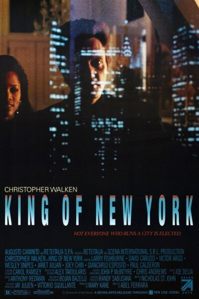Scena International - King of New York