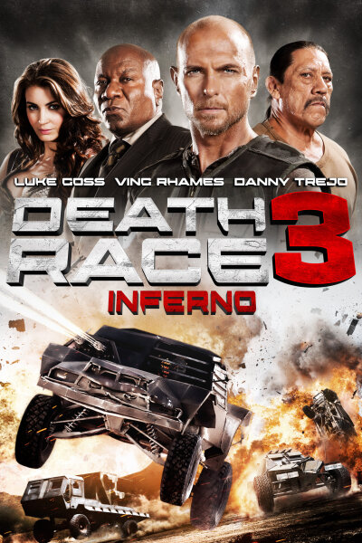 CC Capital Arts Entertainment SRL - Death Race 3: Inferno