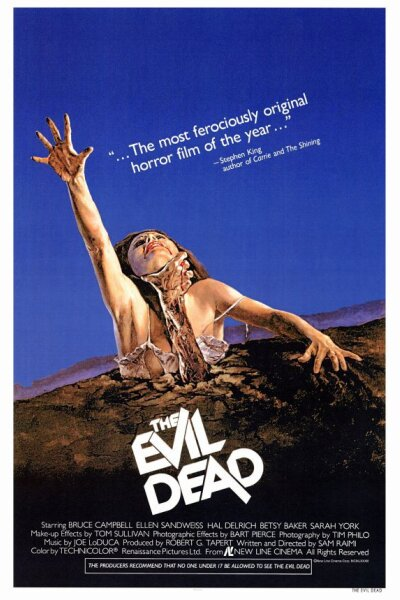 New Line Cinema - Evil Dead