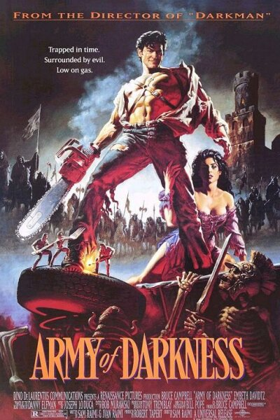 Dino De Laurentiis Productions - Army of Darkness