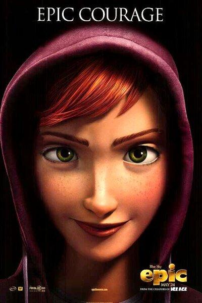 Twentieth Century Fox Animation - Skovens hemmelige rige - 2 D