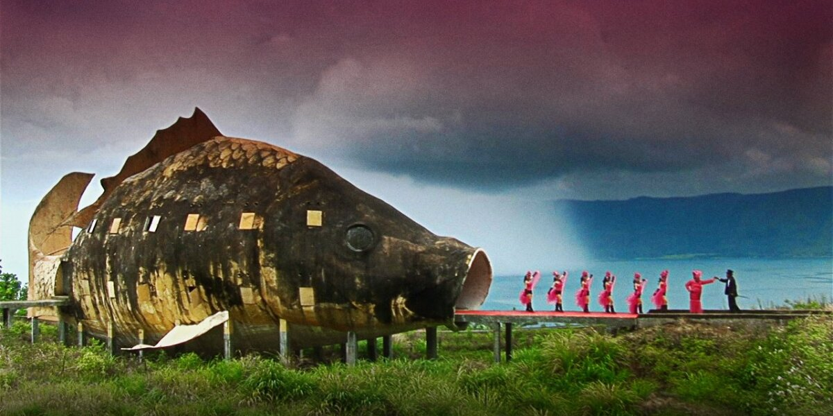 Final Cut for Real - The Act of Killing
