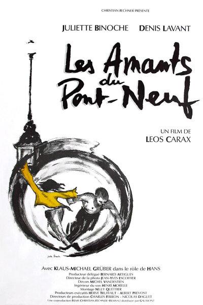 Films A2 - De elskende fra Pont Neuf
