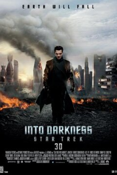 Into Darkness: Star Trek - 3 D