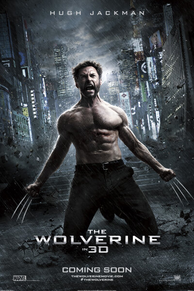 Seed Productions - The Wolverine - 3 D