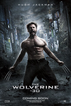 The Wolverine - 3 D