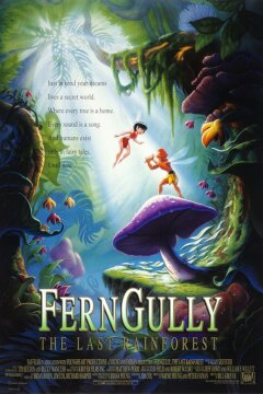 FernGully: Den sidste regnskov