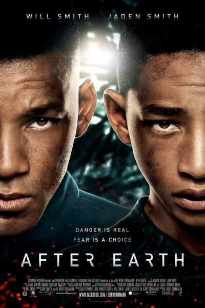 Overbrook Entertainment - After Earth