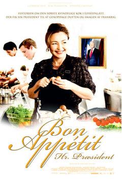 Bon appétit, hr. præsident