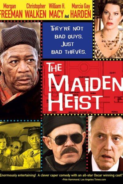 Revelations Entertainment - The Maiden Heist