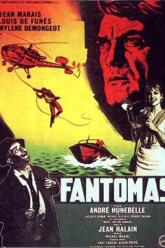 Fantomas - manden med de 100 ansigter