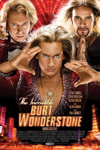Dark - The Incredible Burt Wonderstone