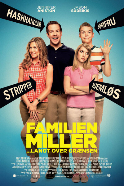 BenderSpink - Familien Miller ... langt over grænsen