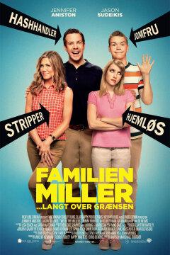 Familien Miller ... langt over grænsen