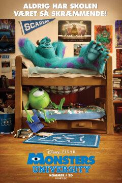 Monsters University - 3 D
