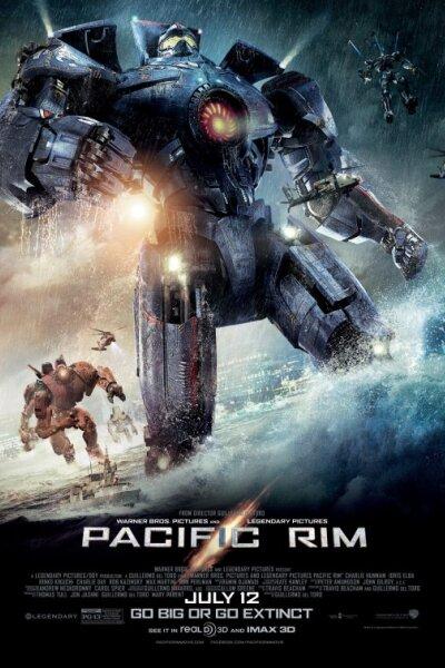 Legendary Pictures - Pacific Rim - 2 D