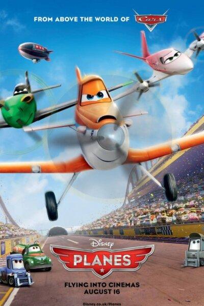 DisneyToon Studios - Flyvemaskiner - 3 D