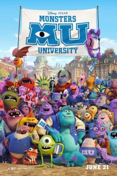 Monsters University - Org. Vers. - 3 D