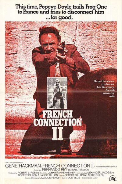 20th Century Fox - The French Connection II