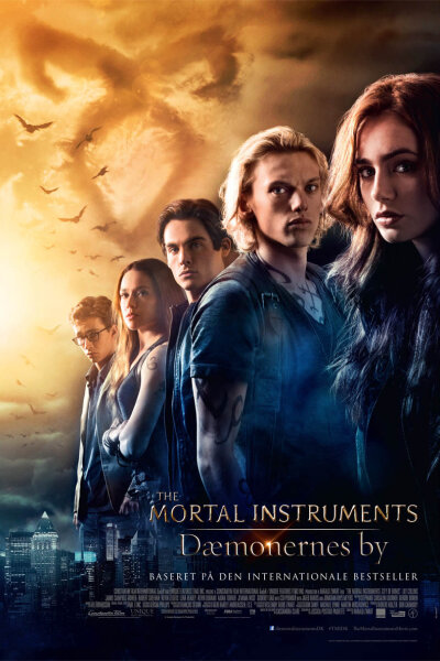 Unique Features - The Mortal Instruments: Dæmonernes By