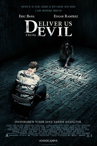 Screen Gems - Deliver Us from Evil