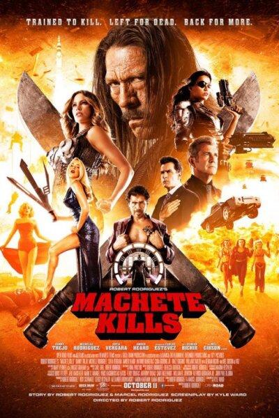 Aldamisa Entertainment - Machete Kills