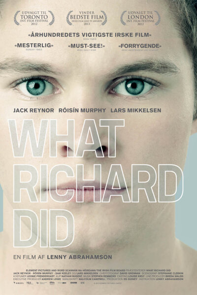 Element Pictures - What Richard Did